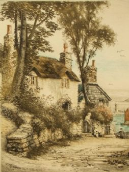 Henry George Walker; Cornwall